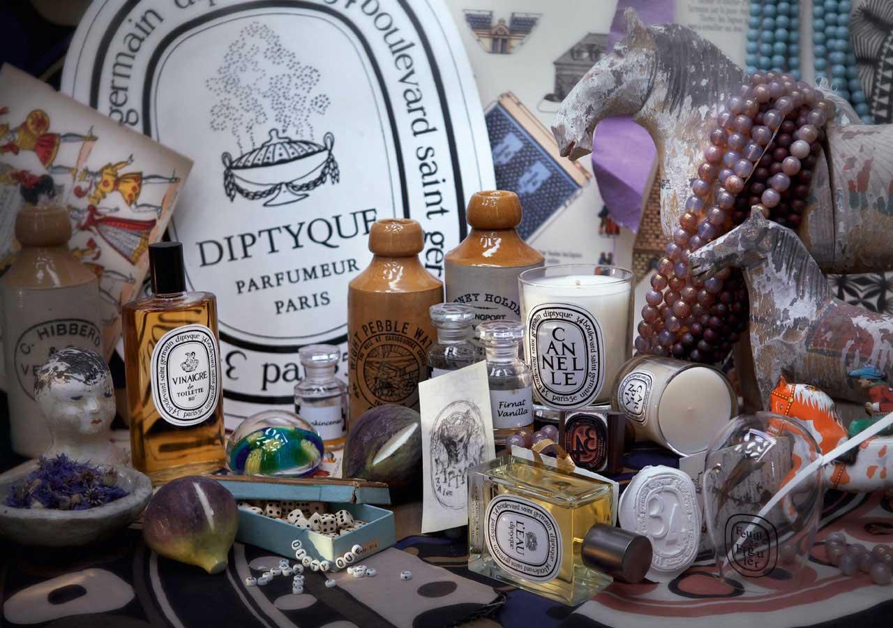 Produits Diptyque