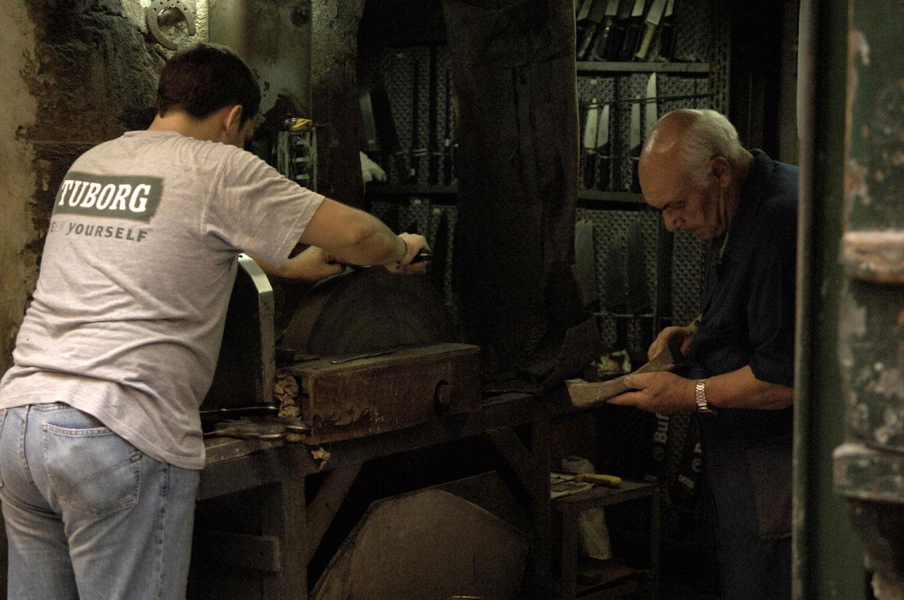 Artisans Sicile