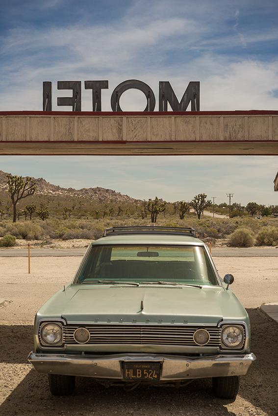 Motel California©antoninbonnet