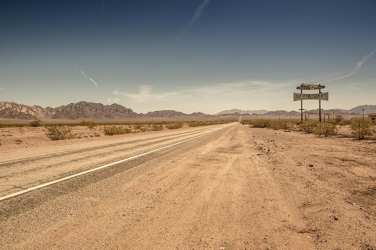 Road runner retreat
