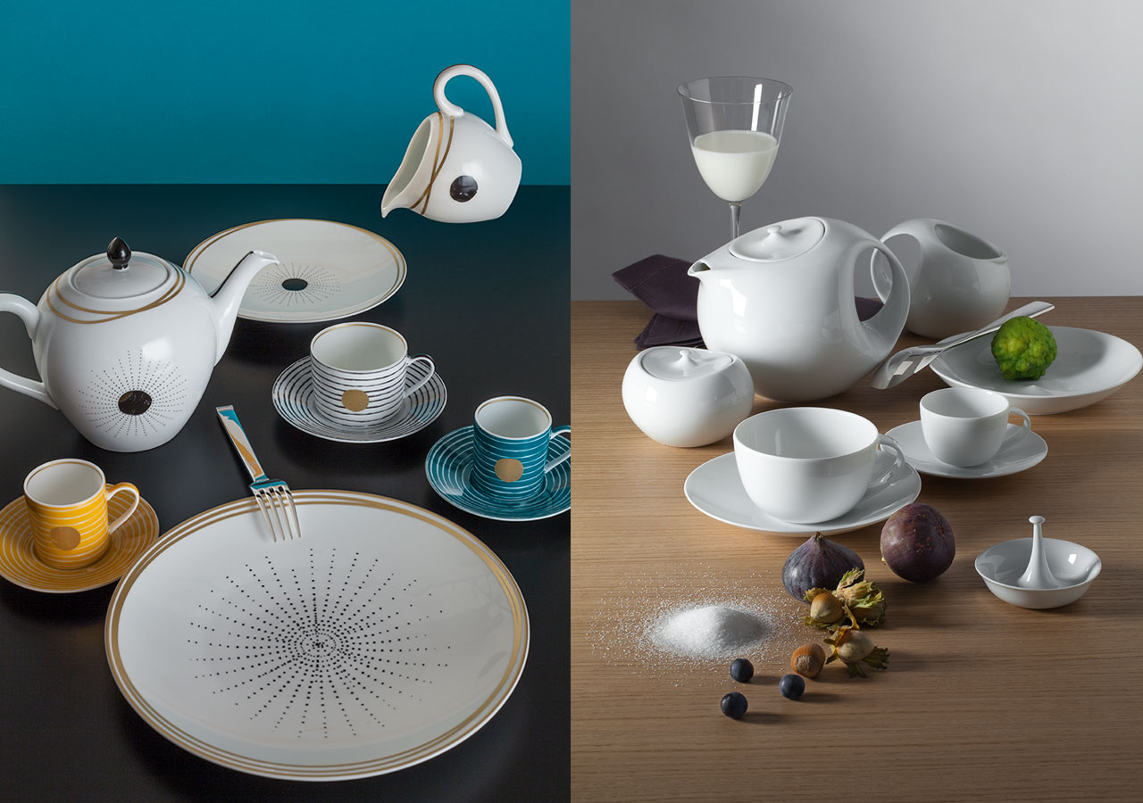Collection Arboro de Sarah Lavoine et Bulle Bernardaud