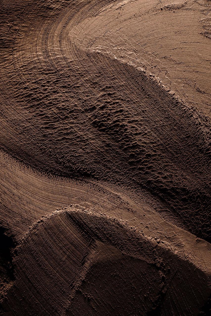 Poudre brune