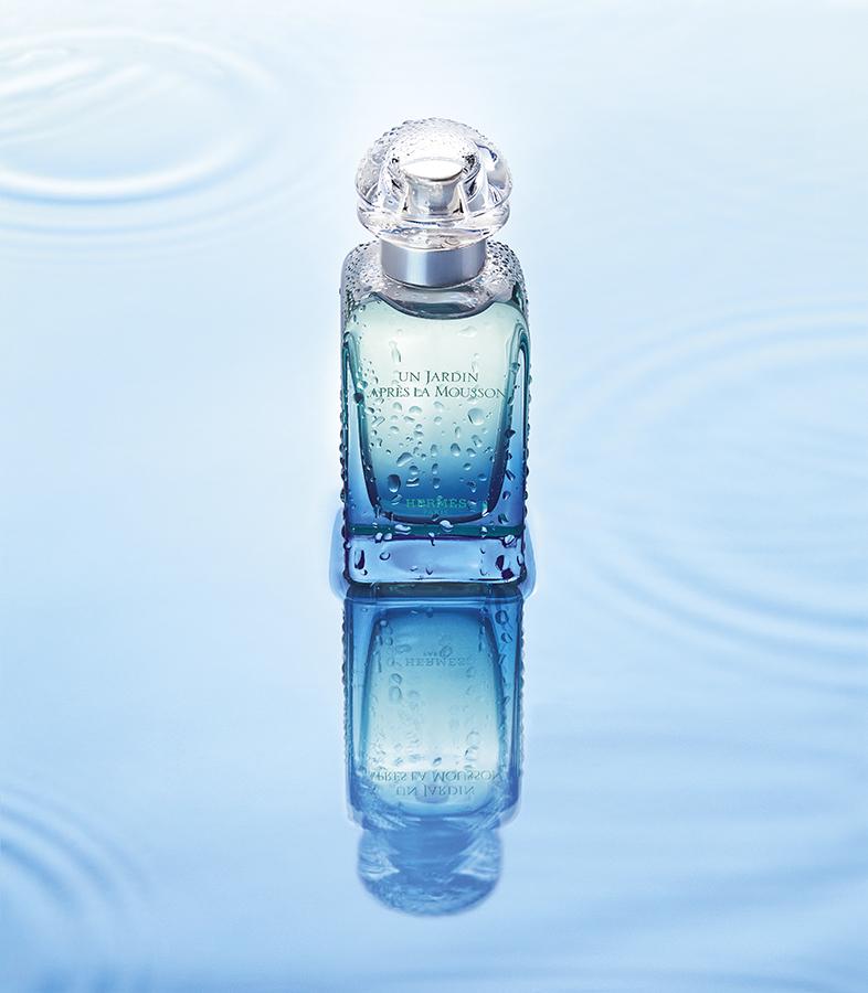 Flacon de parfum Hermes