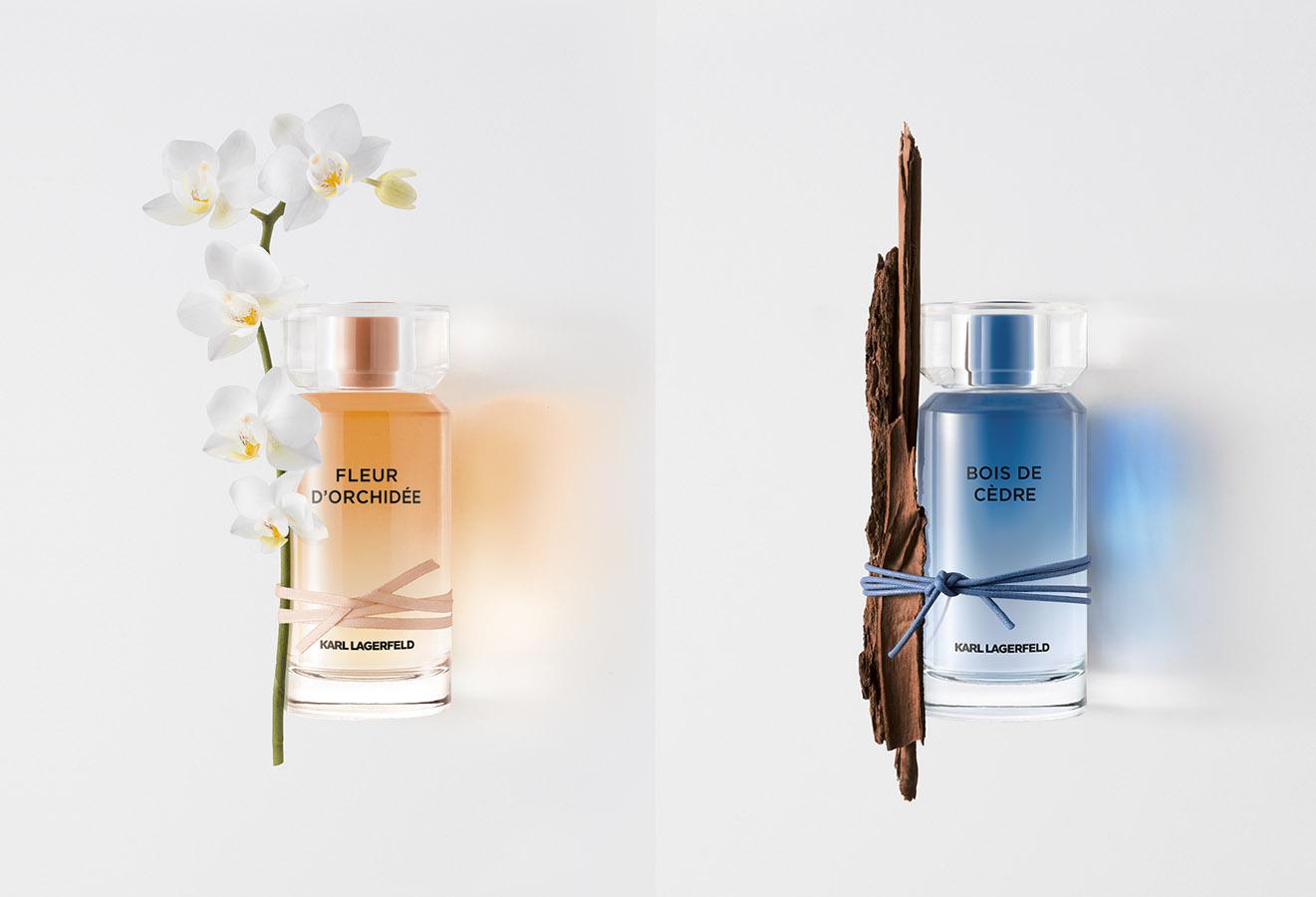 Nouveaux Parfums Karl Lagerfeld